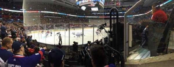Scotiabank Arena, secção: 112, fila: 10, lugar: 1