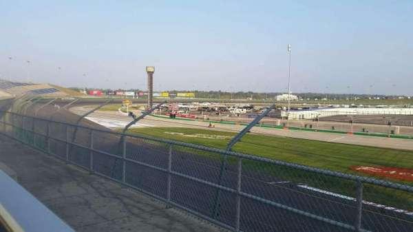 Kentucky Speedway, secção: GS4H, fila: 2, lugar: 5