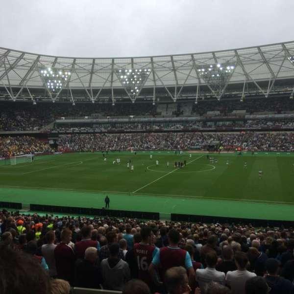London Stadium, secção: 137