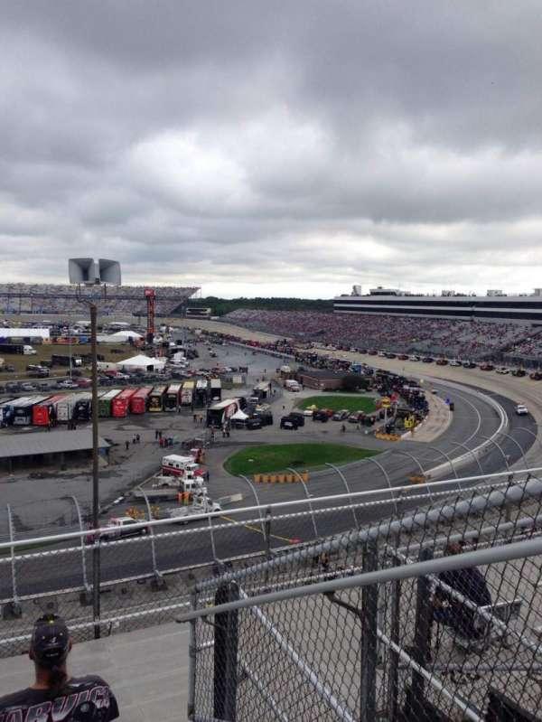Dover International Speedway, secção: 137, fila: 36, lugar: 2