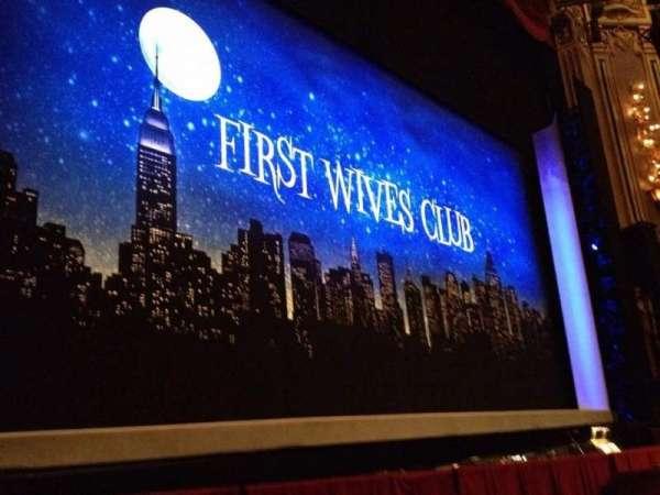 Nederlander Theatre (Chicago), secção: Orchestra R, fila: D, lugar: 8