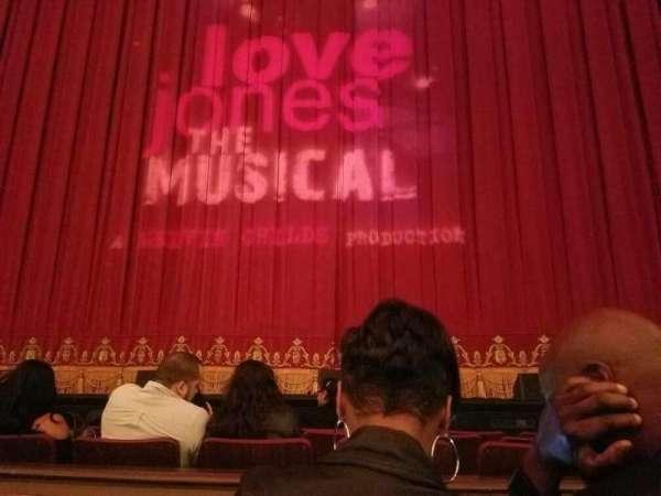 Kings Theatre (Brooklyn), secção: 2, fila: B, lugar: 110