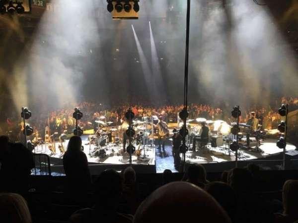 Madison Square Garden, secção: 112, fila: 11, lugar: 6