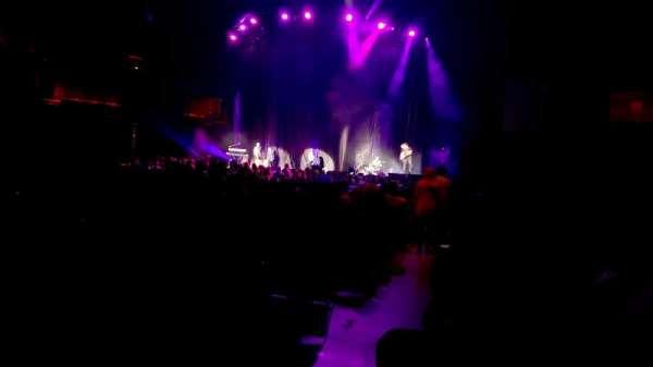 Mohegan Sun Arena, secção: 16, fila: A, lugar: 21