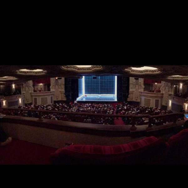 Nederlander Theatre (Chicago), secção: Dress Circle C, fila: B, lugar: 222