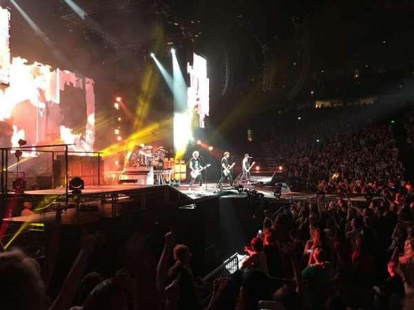 Allstate Arena, secção: 103, fila: B
