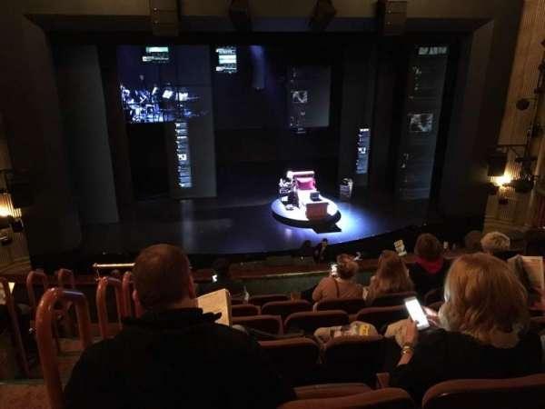 Music Box Theatre, secção: Mezzanine C, fila: G, lugar: 114