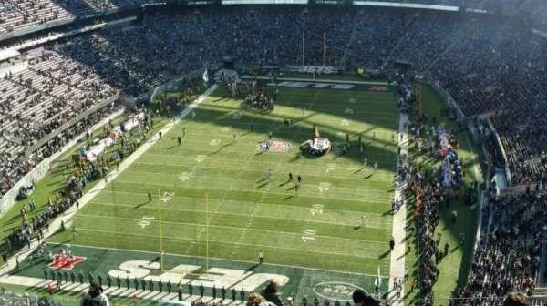 MetLife Stadium, secção: 349, fila: 19, lugar: 22