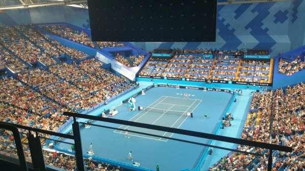 RAC Arena, secção: 402, fila: B, lugar: 19