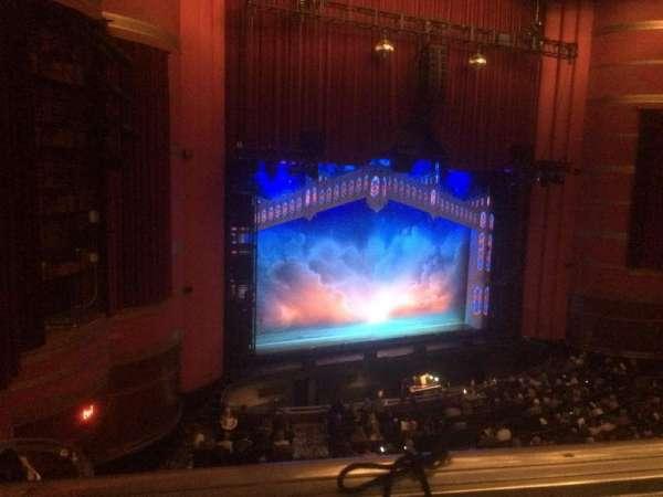 Kansas City Music Hall, secção: Balcony L, fila: A, lugar: 10