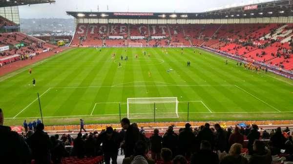 bet365 Stadium, secção: 38, fila: 36, lugar: 925