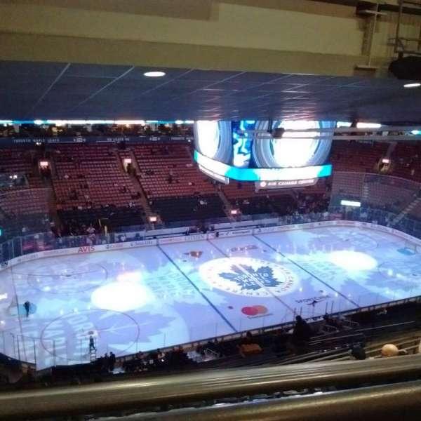Scotiabank Arena, secção: 311, fila: 17