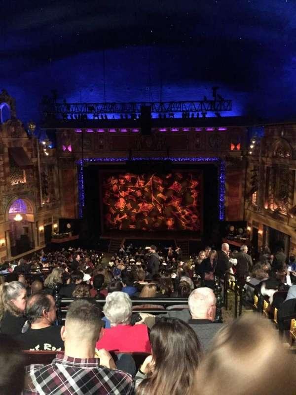 Saenger Theatre (New Orleans), secção: C, fila: N, lugar: 117