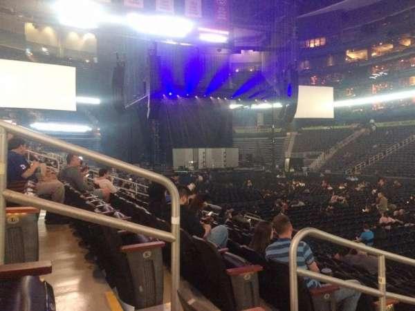 State Farm Arena, secção: 117, fila: L, lugar: 11
