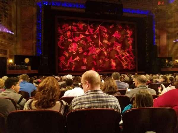 Saenger Theatre (New Orleans), secção: Orchestra L, fila: T, lugar: 117