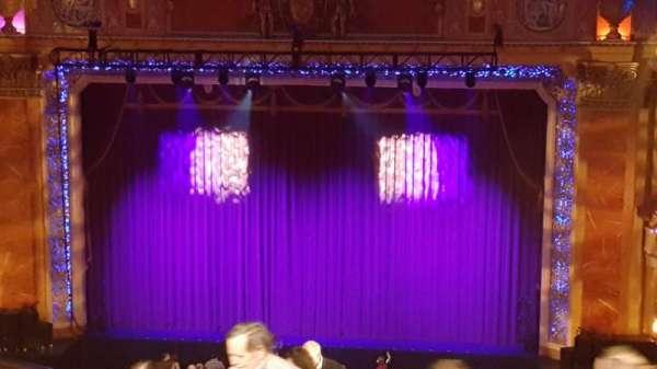 Saenger Theatre (New Orleans), secção: Upper balcony, fila: R, lugar: 4