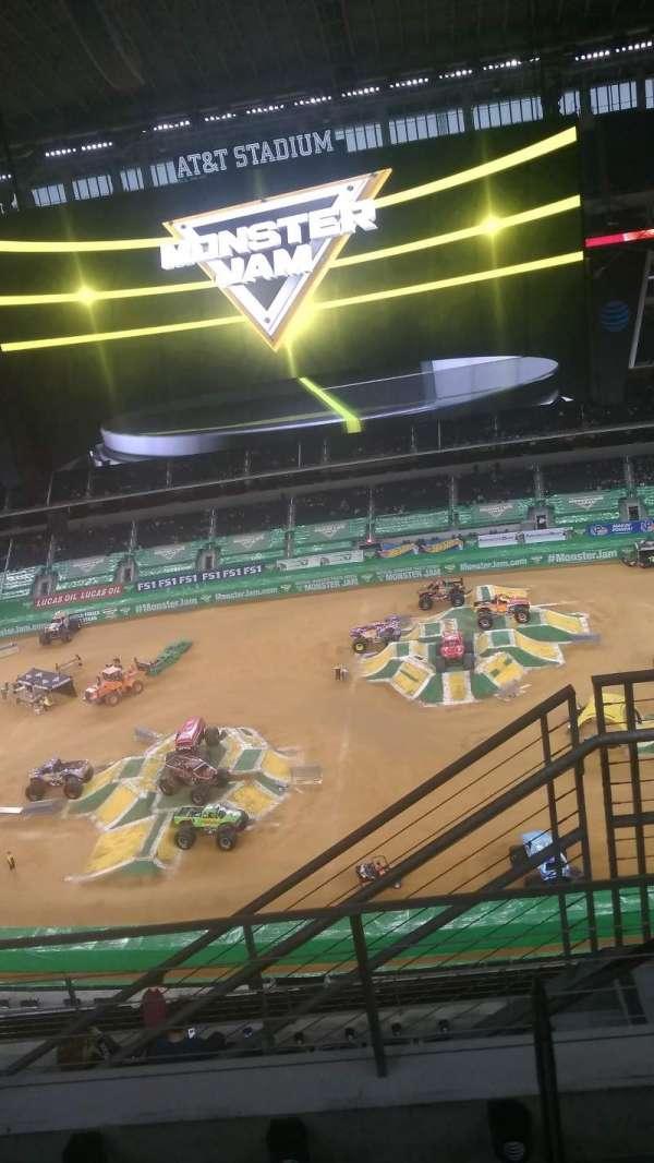 AT&T Stadium, secção: 442, fila: 11, lugar: 2