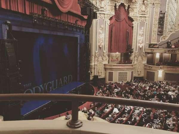 James M. Nederlander Theatre, secção: Loge - Box 1, fila: A, lugar: 373