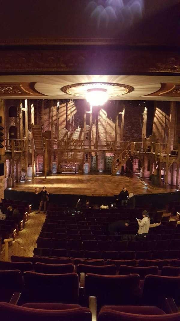 Richard Rodgers Theatre, secção: Orchestra C, fila: S, lugar: 112