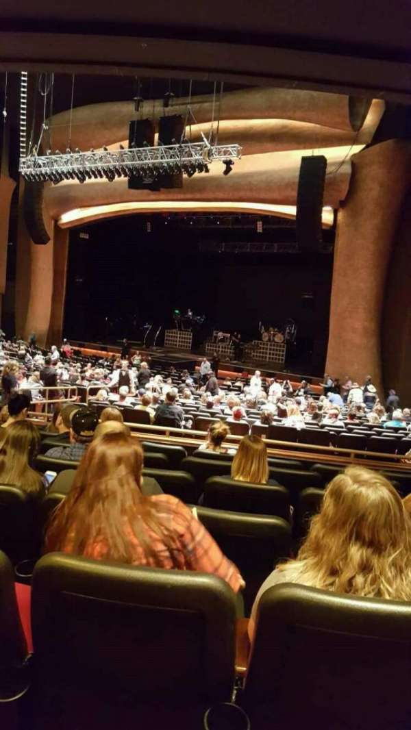 The Grand Theater at Foxwoods, secção: PRTRGT, fila: GG, lugar: 16