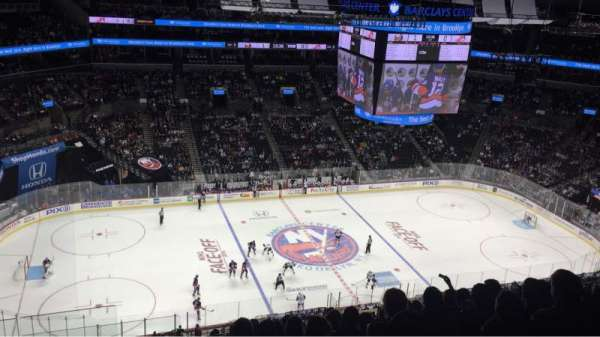 Barclays Center, secção: 226, fila: 13, lugar: 25