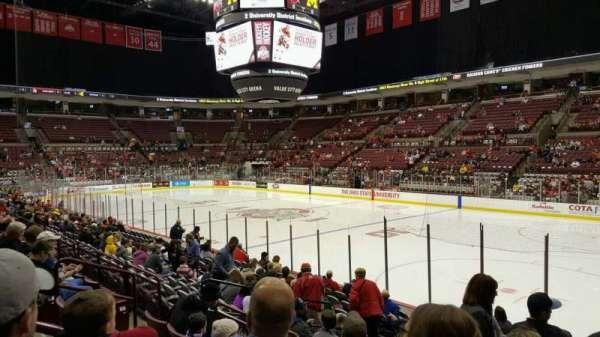 Value City Arena, secção: 118, fila: Q, lugar: 14