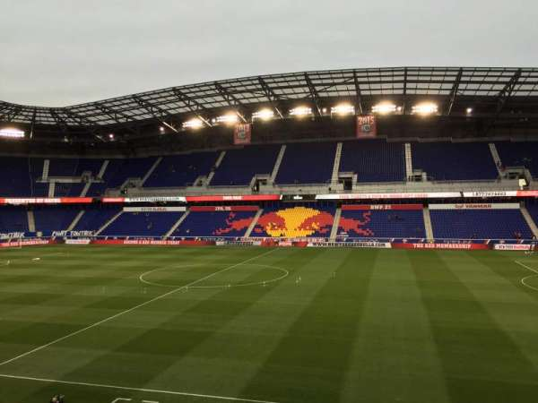 Red Bull Arena (New Jersey), secção: 110, fila: 16, lugar: 15
