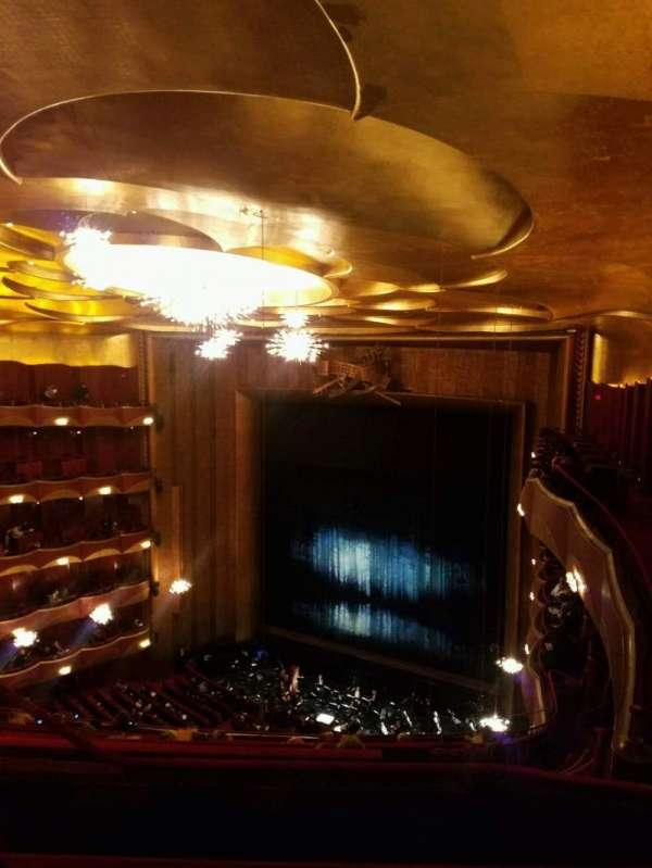 Metropolitan Opera House - Lincoln Center, secção: Family Circle, fila: C, lugar: 10