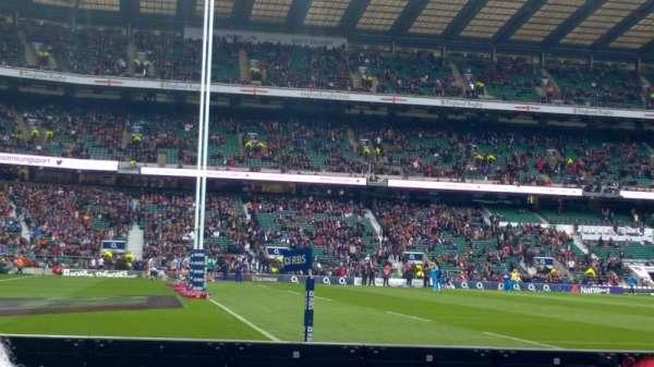 Twickenham Stadium, secção: L29, fila: 2, lugar: 315