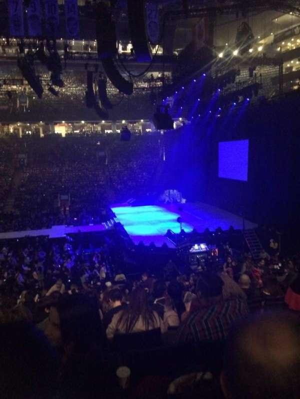 Scotiabank Arena, secção: 118, fila: 22, lugar: 7