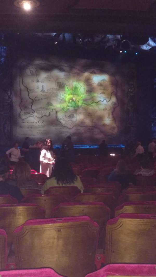 Landmark Theatre (Syracuse), secção: Orch, fila: Z, lugar: 13