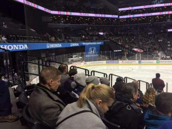 Barclays Center, secção: 28, fila: 15, lugar: 4-6