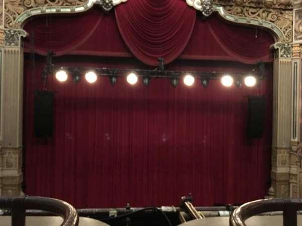 Nederlander Theatre (Chicago), secção: LOGE C, fila: A, lugar: 301