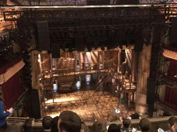 CIBC Theatre, secção: BALCONY LC, fila: G, lugar: 417