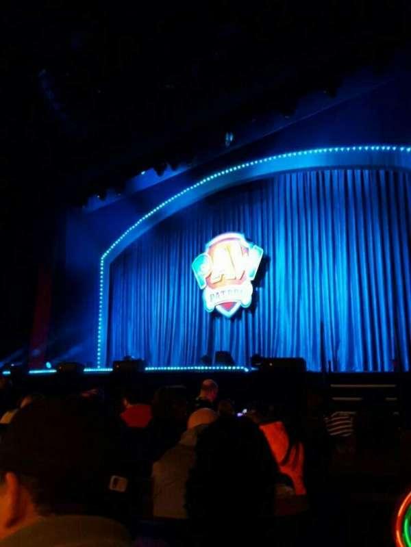 Hulu Theater at Madison Square Garden, secção: 102, fila: N, lugar: 7