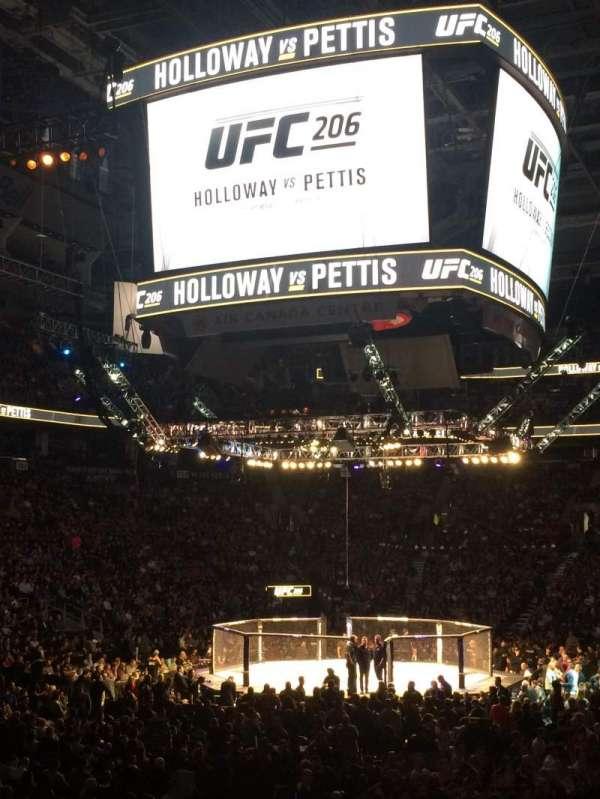 Scotiabank Arena, secção: 112, fila: 16, lugar: 12