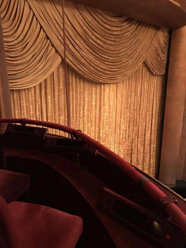 Metropolitan Opera House - Lincoln Center, secção: Balcony, fila: 1, lugar: 1
