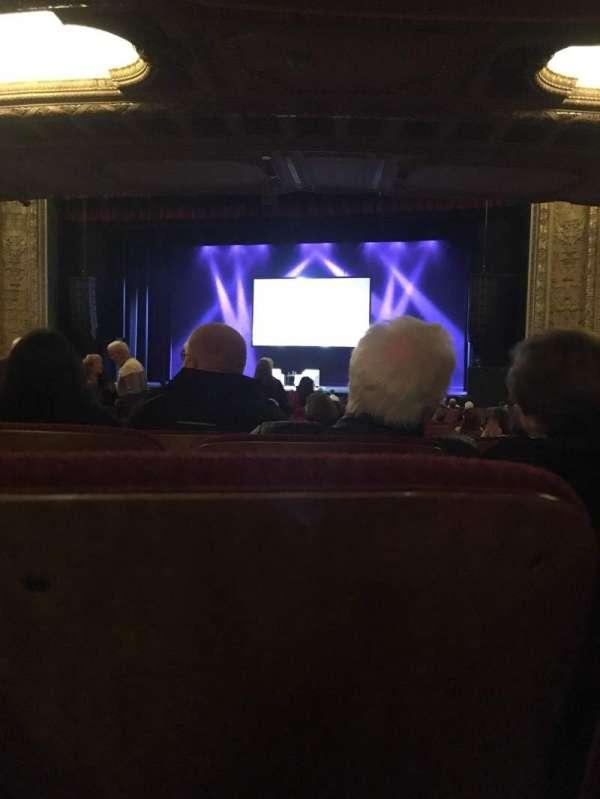 Chicago Theatre, secção: MNFL3L, fila: R, lugar: 304