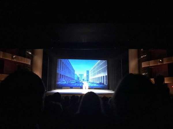 David H. Koch Theater, secção: Orchestra, fila: U, lugar: 115