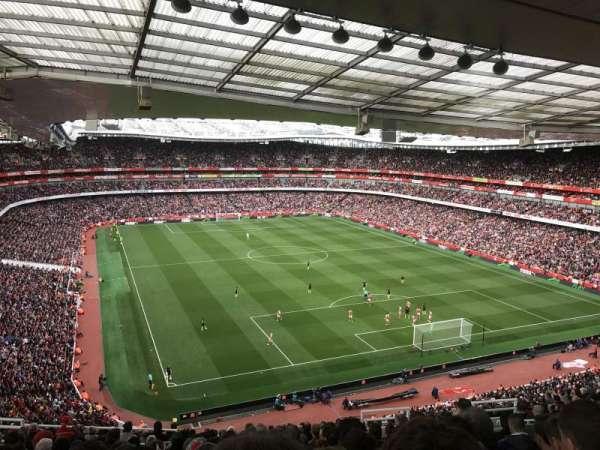 Emirates Stadium, secção: B75