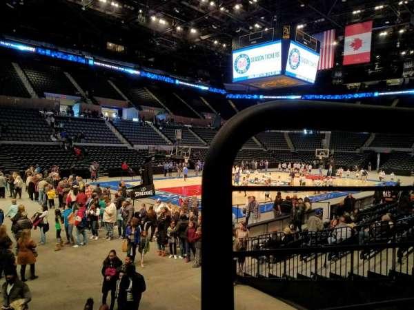 Nassau Veterans Memorial Coliseum, secção: 21, fila: 1, lugar: 1