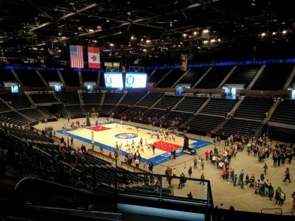 Nassau Veterans Memorial Coliseum, secção: 238, fila: 6, lugar: 9