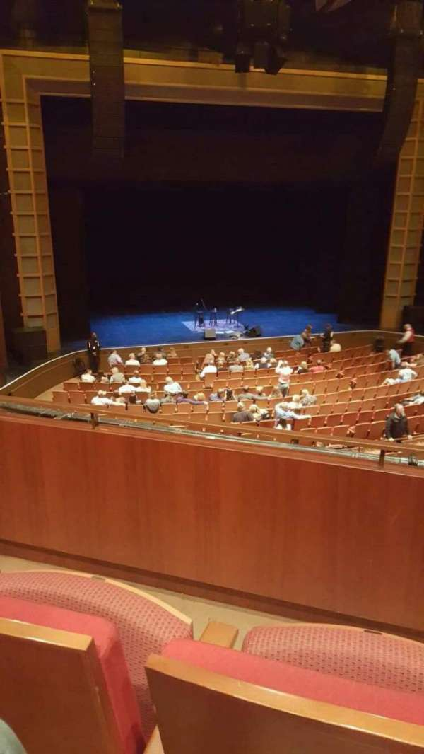 Cobb Energy Performing Arts Centre, secção: C-FTMZ, fila: B, lugar: 51