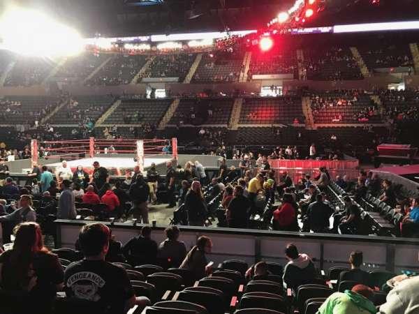 Nassau Veterans Memorial Coliseum, secção: 2, fila: 7, lugar: 5
