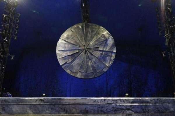 Cirque Du Soleil - Luzia, secção: 101, fila: AA, lugar: 1