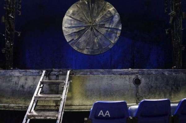 Cirque Du Soleil - Luzia, secção: 101, fila: A, lugar: 1