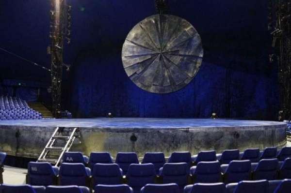 Cirque Du Soleil - Luzia, secção: 101, fila: D, lugar: 5