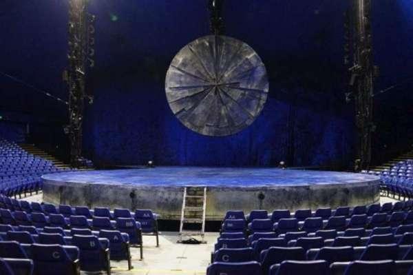 Cirque Du Soleil - Luzia, secção: 101, fila: G, lugar: 1