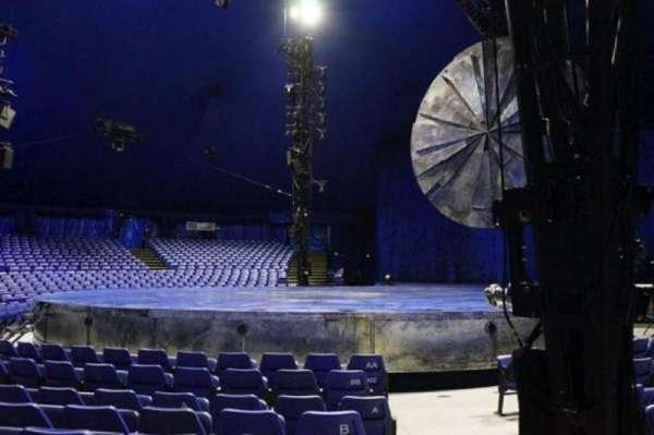 Cirque Du Soleil - Luzia, secção: 101, fila: G, lugar: 24
