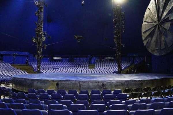 Cirque Du Soleil - Luzia, secção: 104, fila: F, lugar: 14